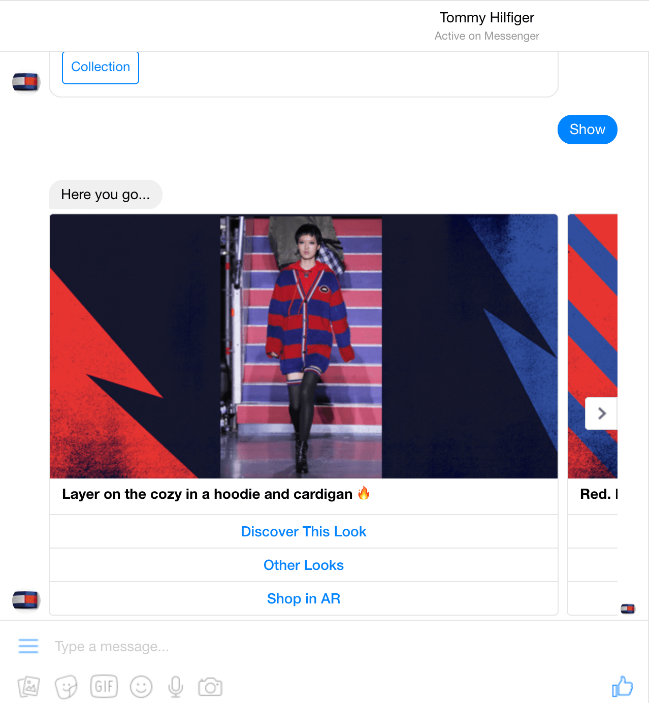 Messenger Marketing Chat Bot Ecommerce
