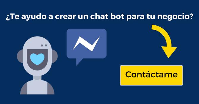 messenger-marketing-servicio-chat-bot - Pilar Ferré